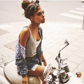 Drive a motorcycle - Bucket List Ideas