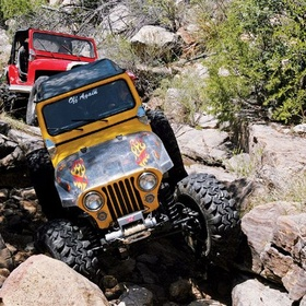 Drive A Jeep Up The Mountains In Colorado - Bucket List Ideas