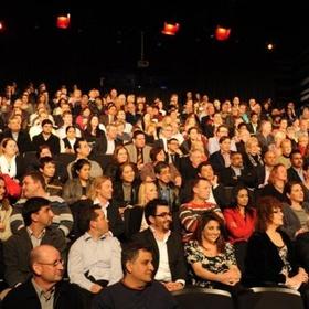Be part of a TV studio audience - Bucket List Ideas