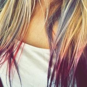 Dip Dye my hair - Bucket List Ideas