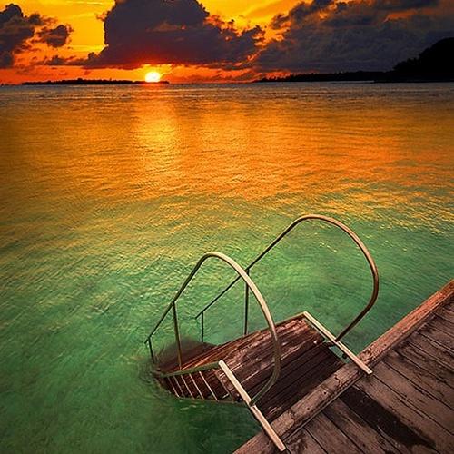 Visit Maldives - Bucket List Ideas