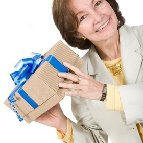 See Mom Smile on Christmas Day - Bucket List Ideas