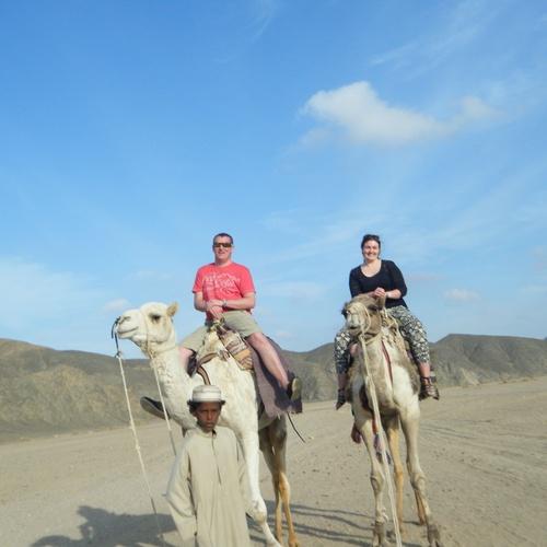 Ride a camel - Bucket List Ideas
