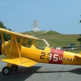 Get pilot license and learn to fly a biplane - Bucket List Ideas