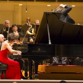 Watch a piano concerto - Bucket List Ideas