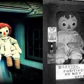 See the The real 'Annabelle doll' (mentioned in 'The Conjuring') at the Warren's Occult Museum in Connecticut - Bucket List Ideas