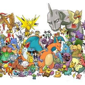Catch All 151 Original Pokemon - Bucket List Ideas
