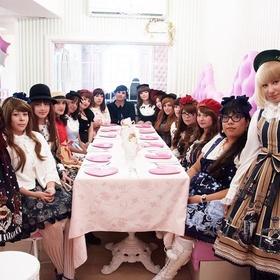 Attend a Lolita Tea Party - Bucket List Ideas