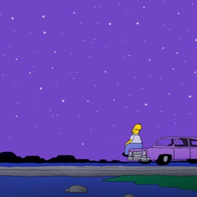Sit on the hood of a car in the middle of a field and look at the stars - Bucket List Ideas
