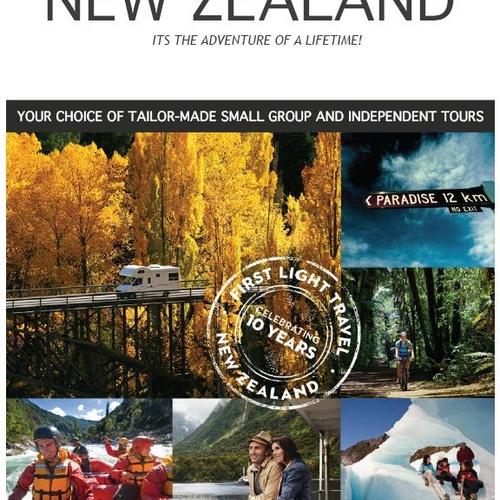 Visit New Zealand - Bucket List Ideas