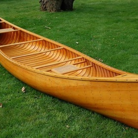 Make Your Own Canoe And Use It - Bucket List Ideas