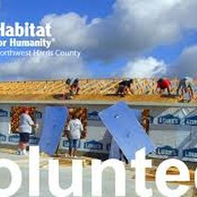 Volunteer for habitat for humanity - Bucket List Ideas