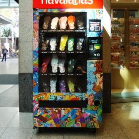 Find a Bizarre Vending Machine - Bucket List Ideas