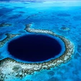 See the Blue Hole in Belize - Bucket List Ideas
