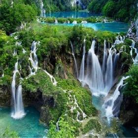 Plitvice Lakes National Park, Croatia - Bucket List Ideas