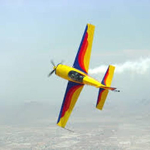 Aerobatic plane ride - Bucket List Ideas