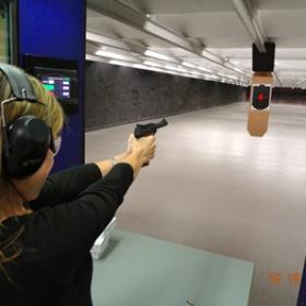 Shoot a real gun - Bucket List Ideas