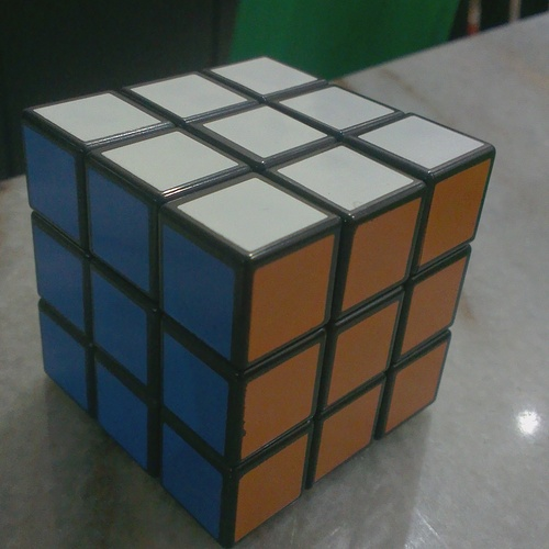Solve a rubic cube - Bucket List Ideas