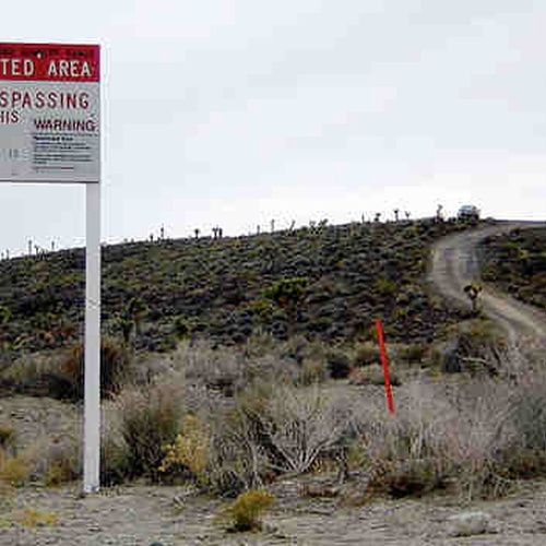 Visit Area 51 - Bucket List Ideas