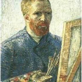 Paint a self portrait - Bucket List Ideas