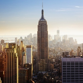 Go to the top of the Empire State Building - Bucket List Ideas