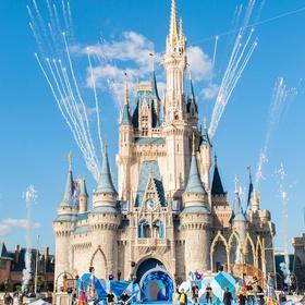 Visitar a Disneylândia - Bucket List Ideas