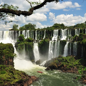 Go see Iguazu Falls in Argentina - Bucket List Ideas