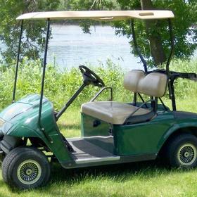Pimp a golf cart - Bucket List Ideas