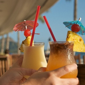 Wear a Lei and Drink Cocktails on the Beach in Hawaii - Bucket List Ideas