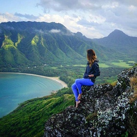 Standing atop a mountain - Bucket List Ideas