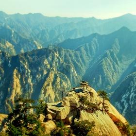 Drink tea on Mt Hua Shan - Bucket List Ideas