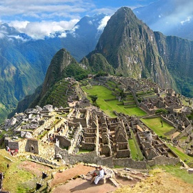 Machu Picchu - Visit - Bucket List Ideas