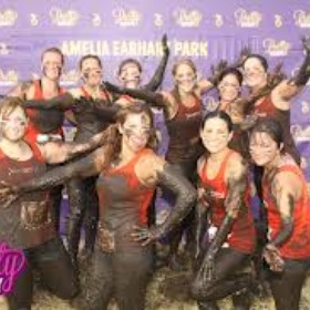 Complete Pretty Muddy competition - Bucket List Ideas