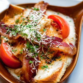 Eat an Iconic State Food - Kentucky (Hot Brown) - Bucket List Ideas