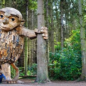 "See the ""Forgotten Giants"" in Copenhagen - Bucket List Ideas"