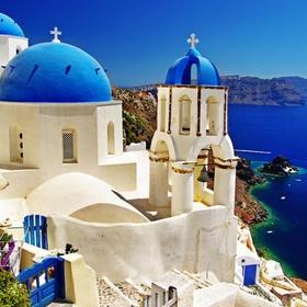 Travel to Santorini - Bucket List Ideas