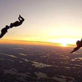 Try skydiving! - Bucket List Ideas