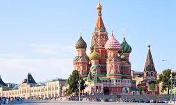 Visit Moscow - Bucket List Ideas