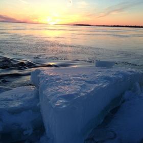 See an iceberg - Bucket List Ideas