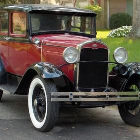 Own an Antique Car - Bucket List Ideas
