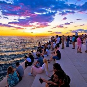 Hear the sea organ in Zadar - Bucket List Ideas