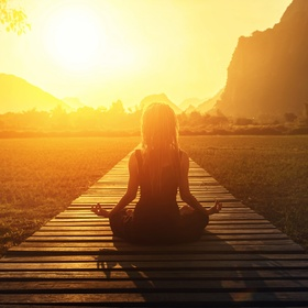 Meditate and practice mindfulness on a daily basis - Bucket List Ideas