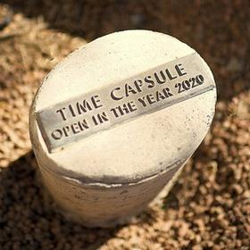 Bury a Time Capsule - Bucket List Ideas