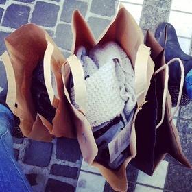 Go for a huge shopping trip - Bucket List Ideas