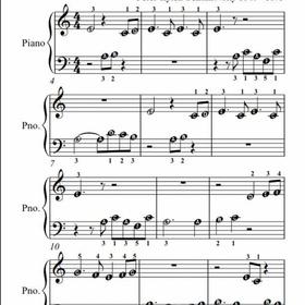 Learn how to read sheet music - Bucket List Ideas