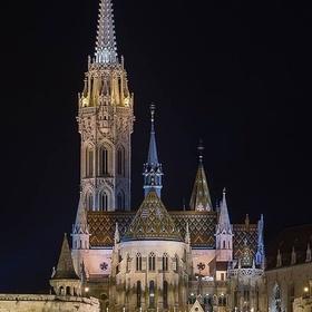 Visit Matthias Church in Budapest - Bucket List Ideas
