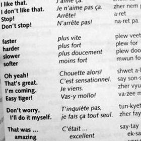 Speak fluent french - Bucket List Ideas
