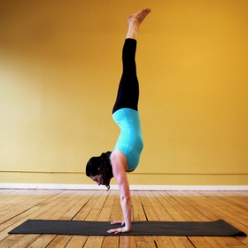 Do a hand stand - Bucket List Ideas