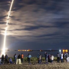 Watch a rocket launch - Bucket List Ideas