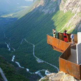 Visit Trollstigen in Norway - Bucket List Ideas